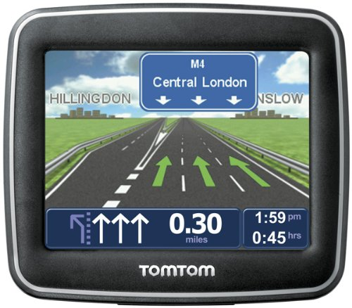 TomTom Start2 UK and RoI Satellite Navigation System
