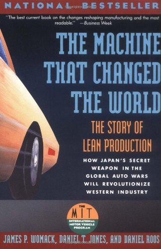 The Machine That Changed the World : The Story of Lean...