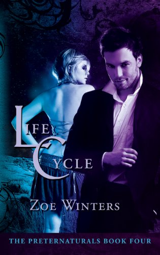 Enjoy This Free Excerpt From KND Brand New Romance of The Week – Zoe Winters' Fantasy Romance Life Cycle (Preternaturals Book 4) – 7 Straight Rave Reviews & Just $2.99 on Kindle