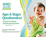 img - for Ages & Stages Questionnaires , Third Edition (ASQ-3(TM)): A Parent-Completed Child Monitoring System book / textbook / text book