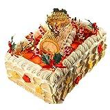 クリスマスケーキ デコレーションケーキ 禁断の13層クリスマスケーキ ギフト プレゼント