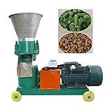 6mm 3KW Farm Animal Pellet Mill Chicken Feed Pellet Duck Mill Machine 220V 239399