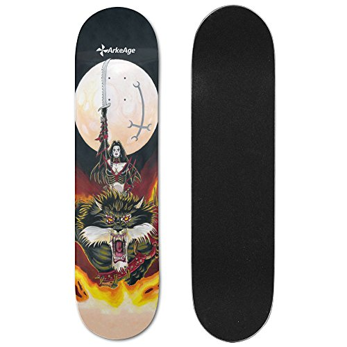 arkeage-vampire-knight-maple-skateboard-deck-31-inch