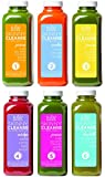 Raw Generation Skinny Juice Cleanse - Detox and Cleanse Product - 100% Raw Cold-Pressed Juice - 18 Bottles (3-day Supply)