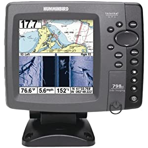 798CI HD SI GPS COLOR FISHING SYSTEM (Catalog Category: GPS OUTDOOR PRODUCTS) by Humminbird