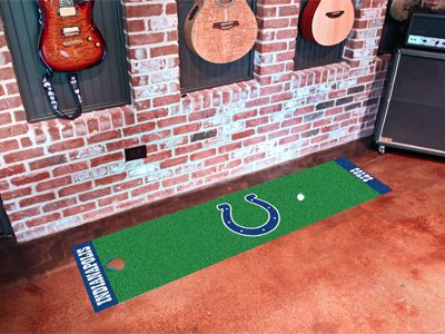 Indianapolis Colts Putting Green Runner