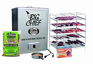 SMOKEH BIG CHIEF TOP LOAD SMOKER by Smokehouse Products
