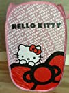 Hello Kitty Pop-op Hamper or Toy Stor…