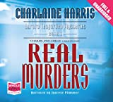 Charlaine Harris Real Murders (Unabridged Audiobook)