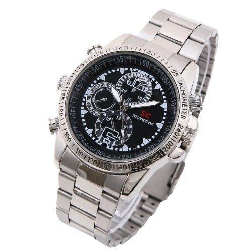 ハッピーマーケット(HAPPYMARKET) 高級腕時計型 デジタルビデオ&...