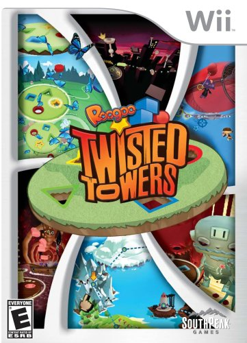 Roogoo: Twisted Towers - Nintendo Wii - 1