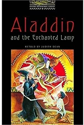 The Oxford Bookworms Library: Stage 1: 400 Headwords Aladdin and the Enchanted Lamp (Bookworms Series)