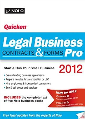 Quicken Legal Business Pro 2012