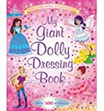 Igloo My Giant Sticker Dolly Dressing Book (Giant Sticker and Activity)