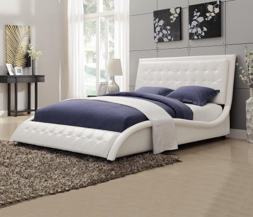 Tully Queen Bed White Furniture
