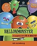 Kreativset Ballon - Kleine Monster