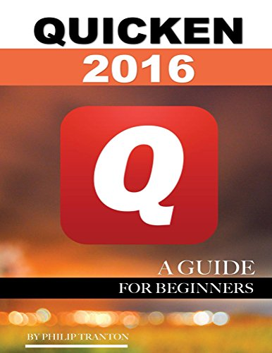 quicken-2016-a-guide-for-beginners-english-edition