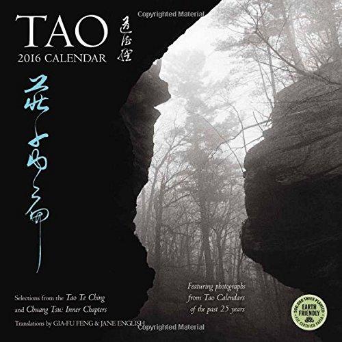 Tao 2016 Wall Calendar - Lao Tsu