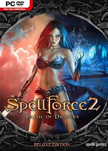 SpellForce 2 Faith in Destiny Digital Extras [Online Game Code]