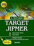 #6: Target JIPMER 2016 (Dec & May)