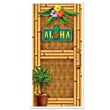Aloha Door Cover 30in. x 5ft. 1/Pkg