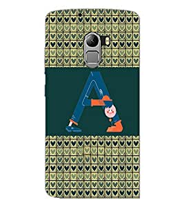 PrintDhaba GRANDbet A D-4651 Back Case Cover for LENOVO K4 NOTE A7010a48 (Multi-Coloured)
