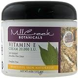 Mill Creek Vitamin E Cream 20 000 Iu 4 oz ( Multi-Pack) by MILL CREEK