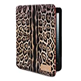 Just Cavalli Micro Leopard Booklet JCMIPADLEOPARD1 Case for Apple iPad Mini