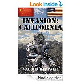 Invasion: California (Invasion America Book 2)