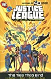 Justice League Unlimited: The Ties That Bind