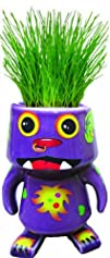 Itzabot Monster Purple