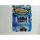 Hot Wheels Color Shifters Creatures,PIRANHA TERROR Colors Vary Color Shifters Creatures Car - Water