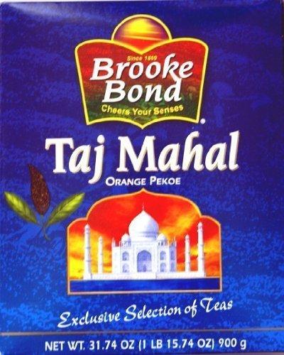 taj-mahal-orange-pekoe-loose-tea-158-ounces-boxes-pack-of-6-by-taj-mahal