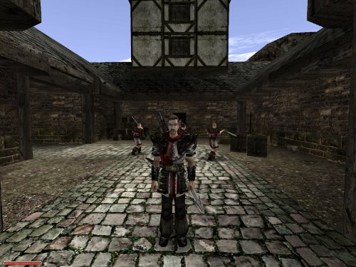 Gothic 2 Night Of The Raven Expansion Pack screenshot