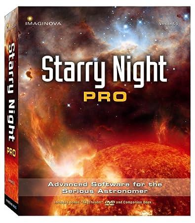 Starry Night Pro 5.0 Astronomy Software Win/Mac