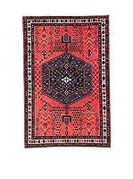 Eden Alfombra Sirjand Rojo/Azul 155 x 230 cm