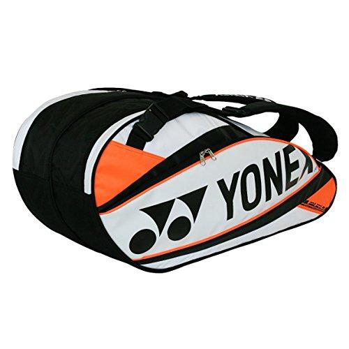 Yonex, Custodia per racchette da tennis, Bianco (Weiß), 78 x 25 x 35,5 cm, 60 litri