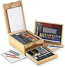 Royal & Langnickel REA6000 Set chevalet d'artiste multi-usage 104 pièces