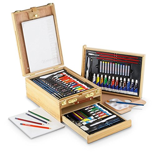 Royal & Langnickel 104-Piece All Media Easel Artist