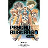 Psycho Busters, Book 3