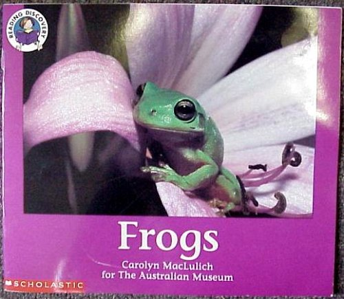 Frogs (Reading Discovery), Carolyn MacLulich
