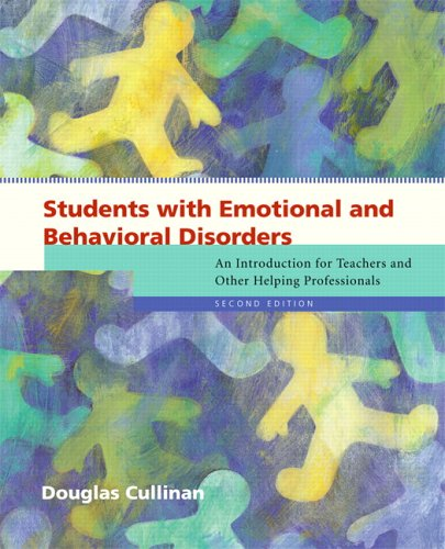 Students with Emotional and Behavioral Disorders: An...