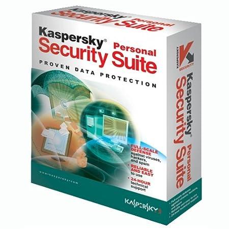 Kaspersky Personal Security Suite