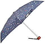 Cath Kidston Women's Tiny 2 Umbrella, Scattered Stars Blue, One Size