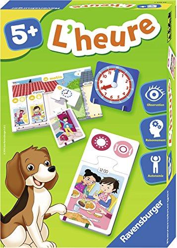 Ravensburger - 24072 - L'Heure - Jeu