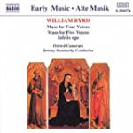 William Byrd - Masses for Four and Fi...