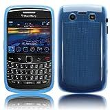 KEEP TALKING - BLACKBERRY BOLD 9700 GEL CASE - BLUEby The Keep Talking Shop