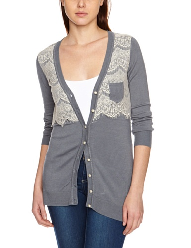 Darling Maude Women's Cardigan Shadow Size 8