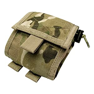 CONDOR MA36-008 Roll - Up Utility Pouch MultiCam