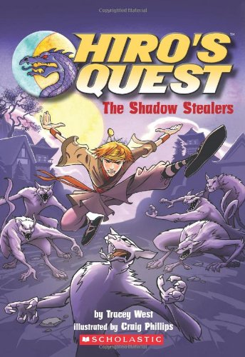 The Hiros Quest #3: The Shadow Stealers
